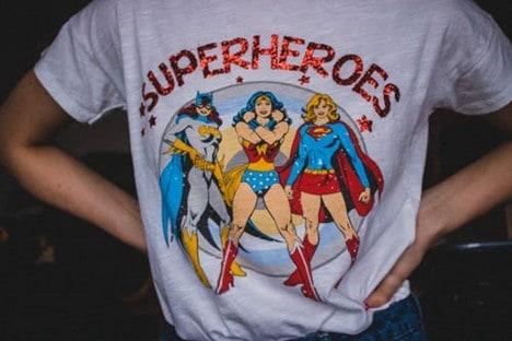 Find Your Inner Superhero-ness